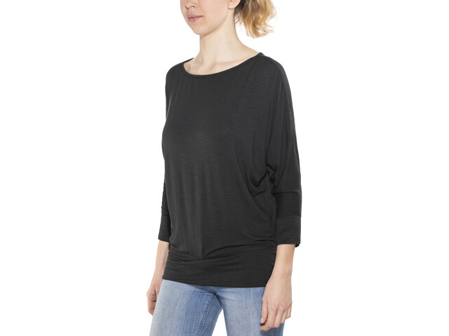 Royal Robbins Noe Dolman Shirt Women Jet Black